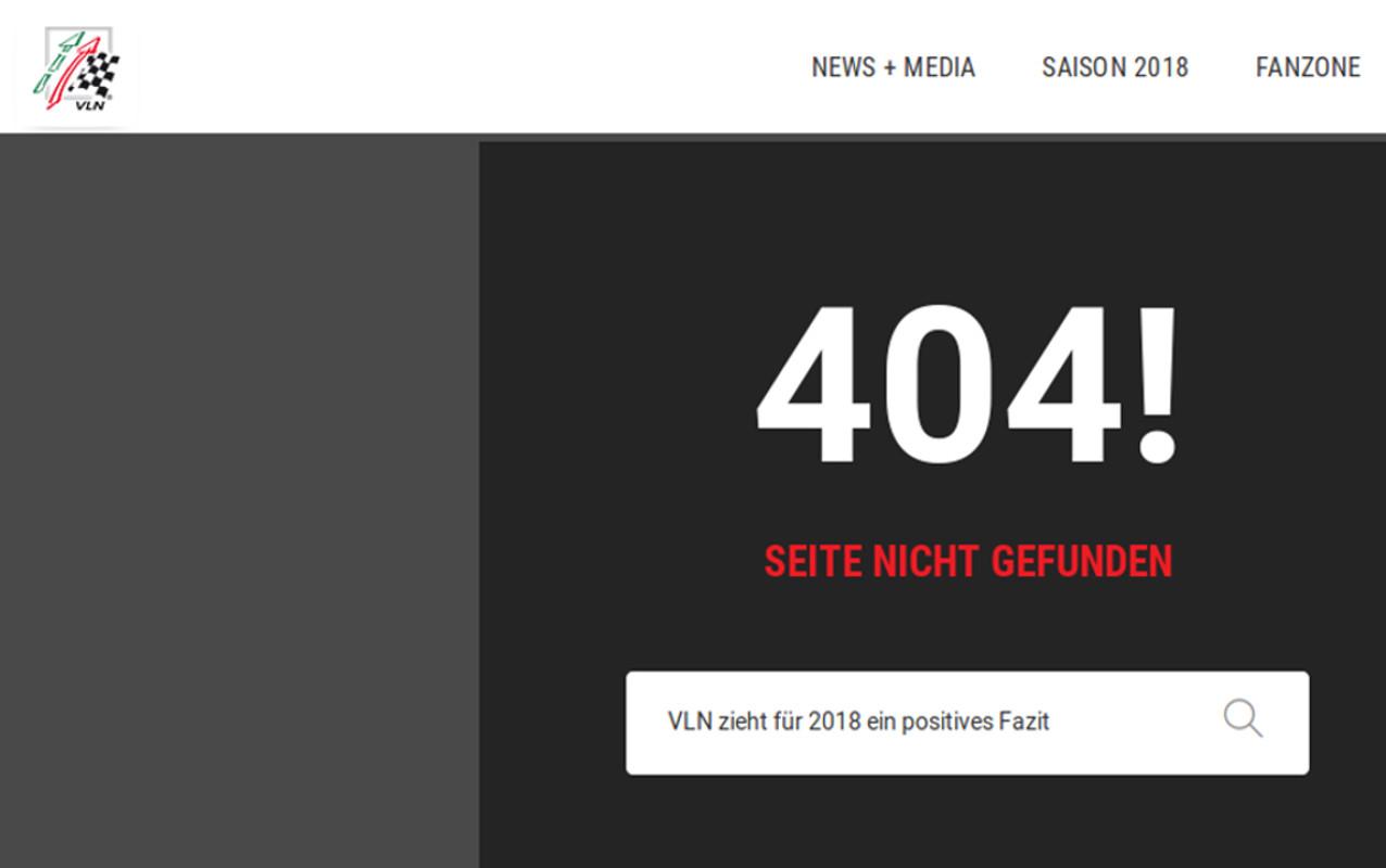Vln Zieht Für 2018 Ein Positives Fazit 404 Motor Kritikde